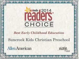 Best Preschool Allen
